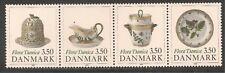 Denmark #919a (A326) VF MNH 1990 - 3.50k Flora Danica Porcelain, 200th Anniv.