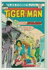Tiger-Man #1 [April '75] Debut & Origin of Tiger-Man! Ernie Colon! [NM]