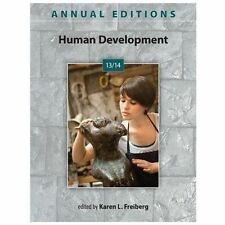 Annual Editions: Annual Editions: Human Development 13/14 by Karen Freiberg...