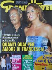 GrandHotel n°35 2003 Alberto Castagna - Fotoromanzo Barbara Chiappini  [C35A]
