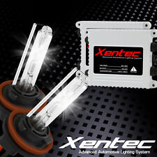 XENTEC 35w Xenon HID Kit Slim H11 6000K Blue Beam HeadLight Conversion Light