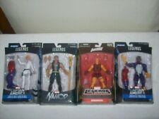 Marvel Legends Action Figure Lot Daredevil, Namor, Cotton Mouth, Sharron Carter