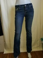 APT.9 BOOTCUT Womens Blue Jeans Size 6