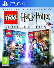 LEGO Harry Potter Collection Years 1-4 & Years 5-7   PlayStation 4 PS4 New