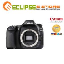 Brand New Canon EOS 80D 24.2 MP Full HD Digital Camera DSLR Body IN BOX
