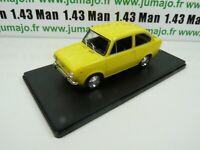 VQ22 Voiture 1/24 SALVAT Models : SEAT 850 1966