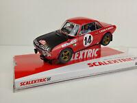 Slot car SCX Scalextric U10247S300 Lancia Fulvia 1.6 HF Rallye Monte Carlo 1972