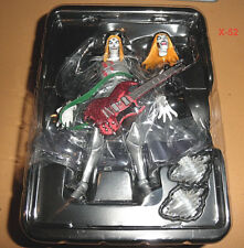 KRAUSER 2 figure REVOLTECH series 055 toy KAIYODO detroit metal guitar