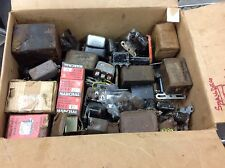 HALF TRACK SCOUT CAR JEEP DODGE WEASEL WWII MILITARY VEHICLE G503 NOS HORN RELAY