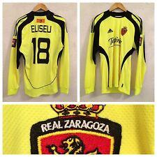 Zaragoza player issue away shirt - 18 Eliseu