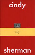Cindy Sherman: The Hasselblad Award 1999 (2000). Signiertes Widmungsexemplar.