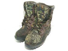 RedHead Gore Tex Men's Waterproof Camo Hunting Boots Outdoor Oil Resistant sz 8M