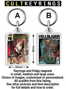 Hellblazer Comic keyring / fridge magnet - John Constantine