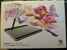 Wacom Intuos Manga CTH-480S Creative Digital Pen & Touch Drawing Tablet