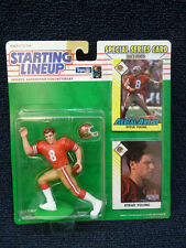 Starting Lineup Football 1993 Steve Young San Francisco 49ers (1041)