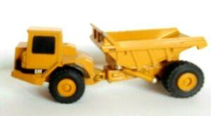 Ertl 1/64 Caterpillar Articulated Dump Truck Good Hydraulics