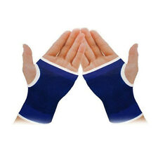 2 x Elastic Neoprene Wrist Support Strap Hand Palm Brace Glove Sleeve Arthritis