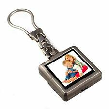 "TAO Electronics  -  1.5"" Digital Picture Keychain - HOLDS  31 PHOTOS - 8MB"