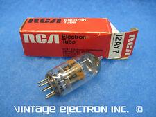 NOS 12AY7 Vacuum Tubes - RCA - USA - 1974 ($129.95/EA, FREE SHIPPING!!!)