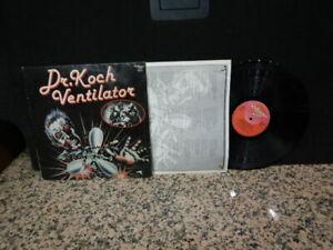 Dr. Koch Ventilator – Same - Insert - LP Vinyl
