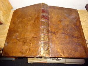 MORERI (Louis) - Le grand dictionnaire historique ou le mélange curieux VOL5.