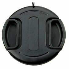 JJC 67mm Snap On/Clip on Lens Cap Protection Cover with Keeper for Canon Nikon F