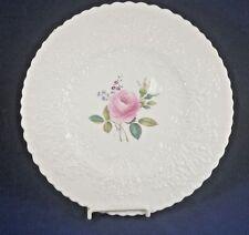 "Spode BRIDAL ROSE (No Gold Trim DPM-6)  Dinner Plate 10 1/2"""