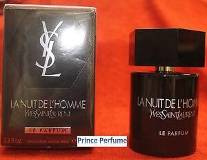 YSL LA NUIT DE L'HOMME LE PARFUM VAPO NATURAL SPRAY - 60 ml