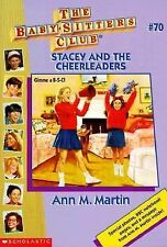 Stacey and the Cheerleaders No. 70 by Ann M. Martin (1997, Paperback)