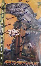 GODZILLA TRADING CARDS: SEALED BOX OF (36 PACKS)