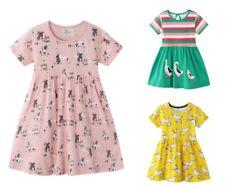 NEW Easter Bunny Rabbit Goose Short Sleeve Girls Dress