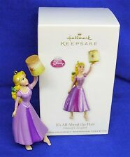 Hallmark Ornament Disney's Tangled Rapunzel It's All About the Hair 2012 NIB