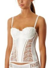 91d0ec4884 Ivory Plus Size Basques   Corsets for Women