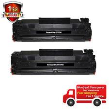 2PK Toner Cartridge For HP CF279A 79A LaserJet Pro M12 M12a M12w MFP M26a M26nw