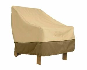 Classic Accessories Veranda Adirondack Chair Cover Beige/Brown