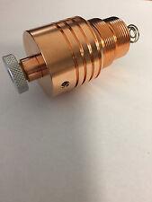 7-w lab laser module 450nm  copper heat sink  NUBM44 450n diode g2 lens
