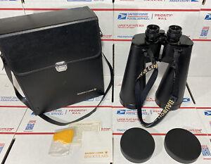 Bausch & Lomb Vintage Astronomical 20 x 80 Field 27o High Powered Binoculars