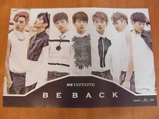 INFINITE - Be Back (Repackage) (Ver. A) [OFFICIAL] POSTER K-POP *NEW*