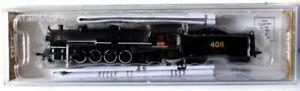N Bachmann L&N USRA 4-8-2 Light Mountain Steam Loco and Tender w/DCC & Sound