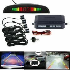 Sans fil Parking Stationnement Radar de Recul Arrière 4 Sensors Pour Voiture Car