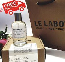 Le Labo The Noir 29 USA 3.4 fl oz / 100 ml Eau de Parfum Unisex * NEW * SALE!