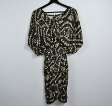 Witchery Silk Dress Womens Size 6