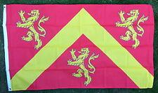 Anglesey Flag 5x3 Wales Cymraeg Ynys Mon Cymru Heraldic Heraldry History Welsh