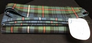 Remnant Of Robertson Old Colours Hunting Tartan Fabric