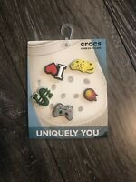Crocs Jibbitz Cool Trend 5 Pieces Of Charms 1 Pack