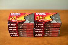 NEW & Sealed BASF Emtex FE I 90 Ferro Extra Germany Audio Tape