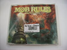 MOB RULES - ETHNOLUTION A.D. - CD PROMO EXCELLENT CONDITION 2006
