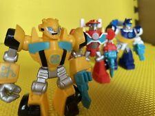 Transformers Rescue Bots Hasbro Playskool Figures Lot