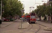PHOTO  NETHERLANDS DEN HAAG 1992 TRAM WETERINGPLEIN 3065
