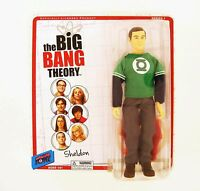 "BBP The Big Bang Theory Dr. Sheldon Cooper 8"" Figure w/ Extra Flash Shirt"